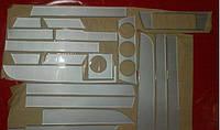 Декор салона под Алюминий для Audi 100 A6, Ауди А6