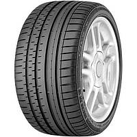 Летние шины Continental ContiSportContact 2 245/45 ZR18 100W