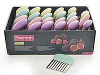 Резак для декорирования с волнистым лезвием из нержавеющей стали Fissman (PR-7585.CT)