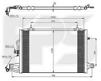 Радиатор кондиционера для AUDI 100 91-94/A6 94-97 SDN / 94-98 AVANT (C4)