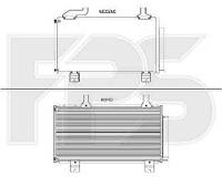Радиатор кондиционера для HONDA ACCORD 8 08-10 SDN EUR/ACCORD 8 11-13 SDN EUR