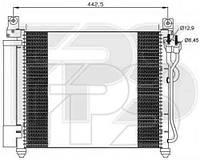 Радиатор кондиционера для KIA PICANTO 08-11