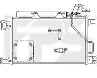 Радиатор кондиционера для MERCEDES 203 00-07 (C-CLASS)