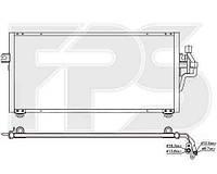 Радиатор кондиционера для MITSUBISHI LANCER VIII 96-98/LANCER VIII 98-03