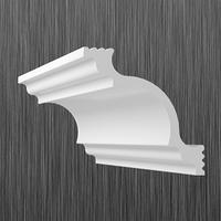 Плинтус потолочный багет Киндекор K-150  (100*100)