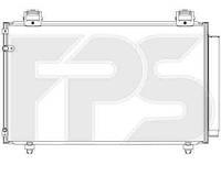 Радиатор кондиционера для TOYOTA AVENSIS 03-06 (КРОМЕ VERSO)/AVENSIS 06-08 (КРОМЕ VERSO)