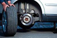 Перебортировка и балансировка 2-х колес (сталь) (легковой) в Одессе