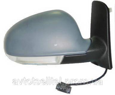 Зеркало левое электро с обогревом SHARAN 01-10