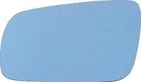 Вкладыш зеркала правый без обогрева голубой A8 1998-02