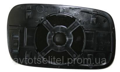 Вкладыш зеркала левый PASSAT B3 -93
