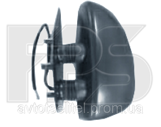 Зеркало правое электро с обогревом Short Arm 1999- Jumper 1994-01