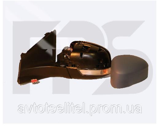 Крышка зеркала левая грунт Mondeo 2007-10