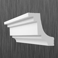 Плинтус потолочный багет Киндекор S-45 (40*40)
