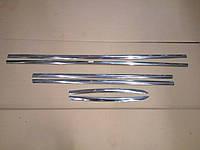 Нижний молдинг стекол Hyundai Santa Fe