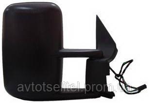 Зеркало левое электро с обогревом текстурное выпуклое SHORT ARM Sprinter 2000-06