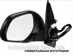 Зеркало правое электро без обогрева Pajero Sport 2000-08