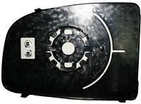 Вкладыш зеркала левый с обогревом верхний Boxer 2006-14