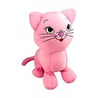 """Антистрессовая игрушка мягконабивная """"SOFT TOYS """"Котёнок розовый"""""""