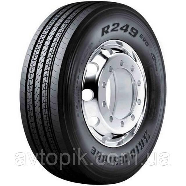 Вантажні шини Bridgestone R249 Evo Ecopia (рульова) 315/70 R22.5 156/150L