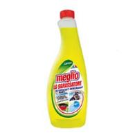 Обезжириватель универсальный Meglio LEMON 750 ml запаска