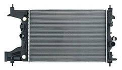Радиатор основной Cruze / Круз 1,6-1,8 (OPEL ASTRA J (09-)) АКПП 580x398x16, 13267652