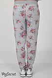Спортивные брюки для беременных Irhen rose 48 размер, фото 3