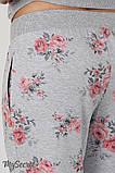 Спортивные брюки для беременных Irhen rose 48 размер, фото 5