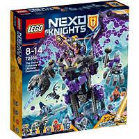 Lego Nexo Knights Каменный великан-разрушитель 70356