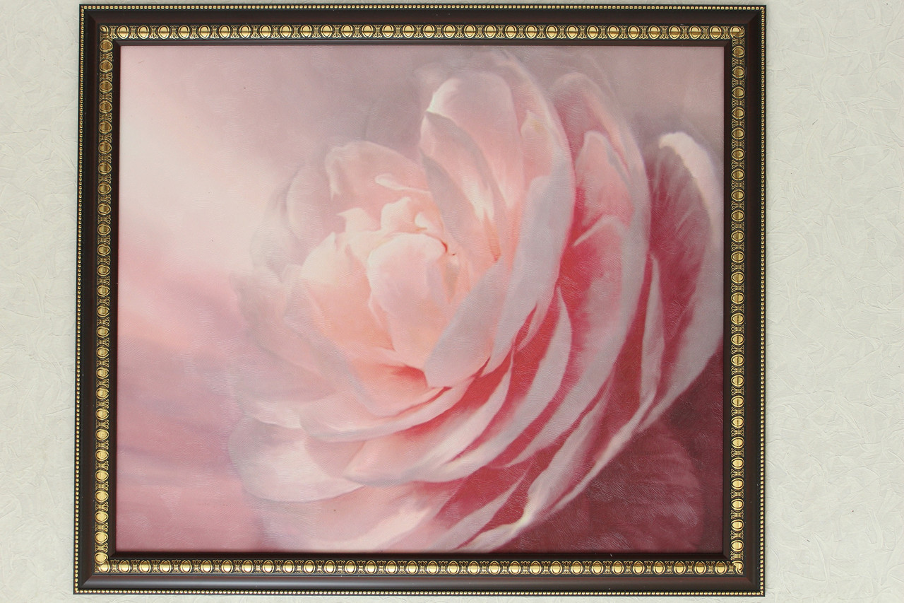 "Картина ""Розовый цветок"""