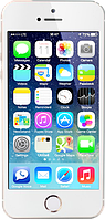 Китайский смартфон iPhone 5S, 4 ядра, камера 8 Мп, GPS, 3G (W-CDMA), 2 SIM, Android 4.2. Золотистый