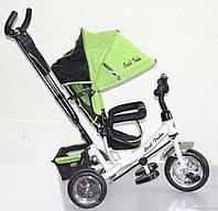 Детский трёхколёсный велосипед Best Trike 6588 на пене