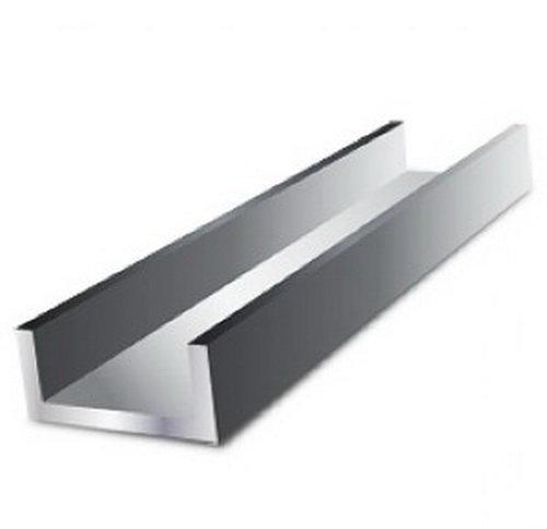 Алюминиевый швеллер 40 х 20 х 2 мм 6060 (АД31Т)