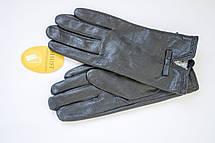Женские кожаные перчатки Кролик 4-417, фото 3