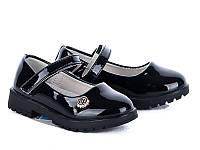 Туфли школьные на девочек  (26-31)BBT