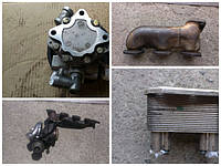 Детали двигателя Mercedes E210
