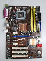 LGA775 ASUS P5KPL SE G31 материнская плата для процессоров Intel