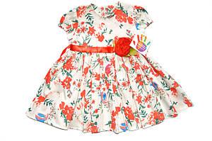 """Платье детское  """"Цветочный бриз """""""