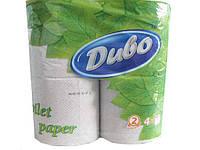 Туалетная бумага  белая (а4) Диво SOFT (1 пач)