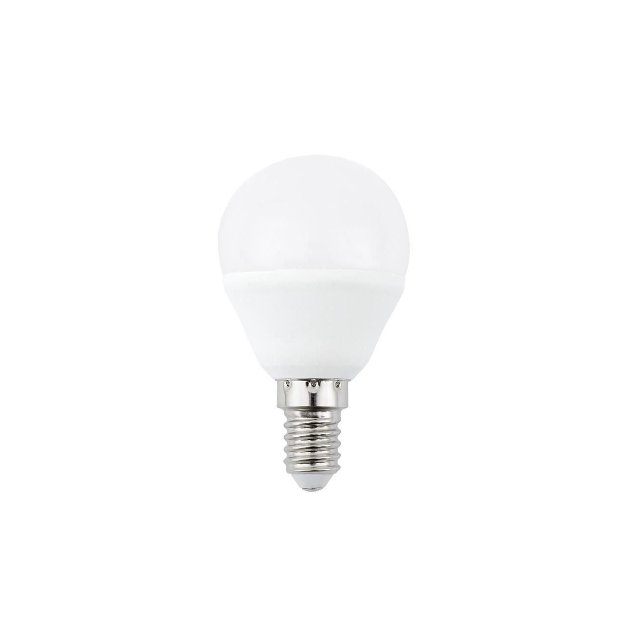 LED лампа Lebron G45 6W Е14 3000K 480Lm