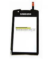 Сенсорний екран для мобільного телефону Samsung S5620 Monte чорний