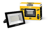 LED прожектор Lebron LF 50W 6500K3750Lm