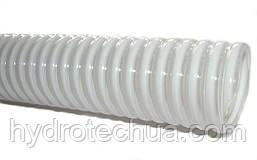ПВХ рукав 51 мм напорно-всасывающий Plexiflex пищевой