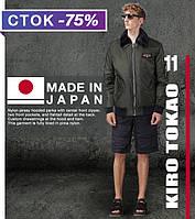 Демисезонная куртка из Японии Киро Токао