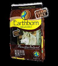 Earthborn (Эрсборн) Holistic Primitive Natural cухой корм с мясом курицы и рыбой, 12 кг