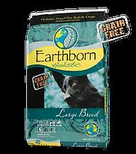 Earthborn (Эрсборн) Holistic Large Breed сухой корм для собак крупных пород с мясом курицы, 12 кг