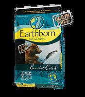 Earthborn (Эрсборн) Holistic Coastal Catch сухой корм с рыбой, 12 кг
