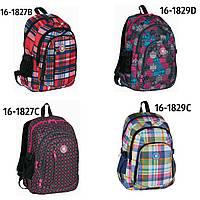 Рюкзак школьный молодежный Paso 25л. 16-1829C (унисекс, шкільний рюкзак, портфель, школьные рюкзаки, портфели)