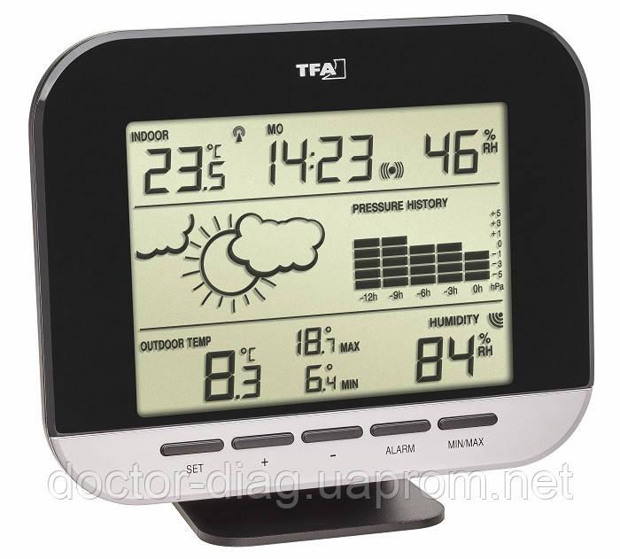 TFA Метеостанция для смартфонов TFA Connect WeatherHub (35114301.IT)