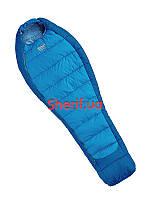 Спальный мешок-кокон Pinguin MISTRAL 195 синий L