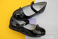 Туфли на девочку лаковые для школы тм Том.м р.34,35,36,37